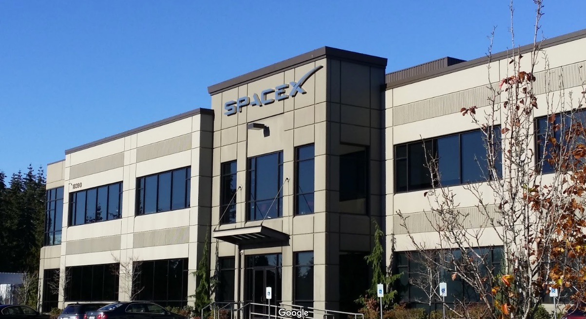 SpaceX-Seattle-office