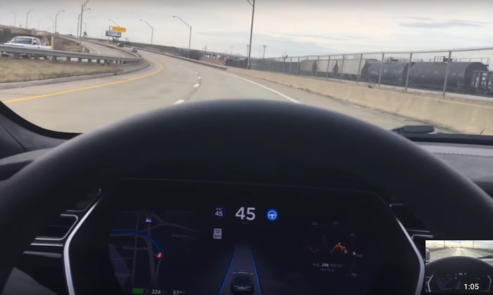 Tesla Enhanced Autopilot Autosteer Gm Achieve Level Cinci Driving