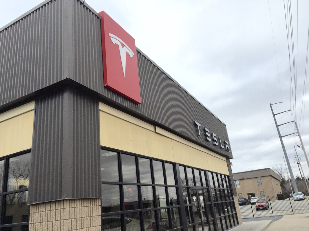 Tesla-Kansas-City-Missouri-store