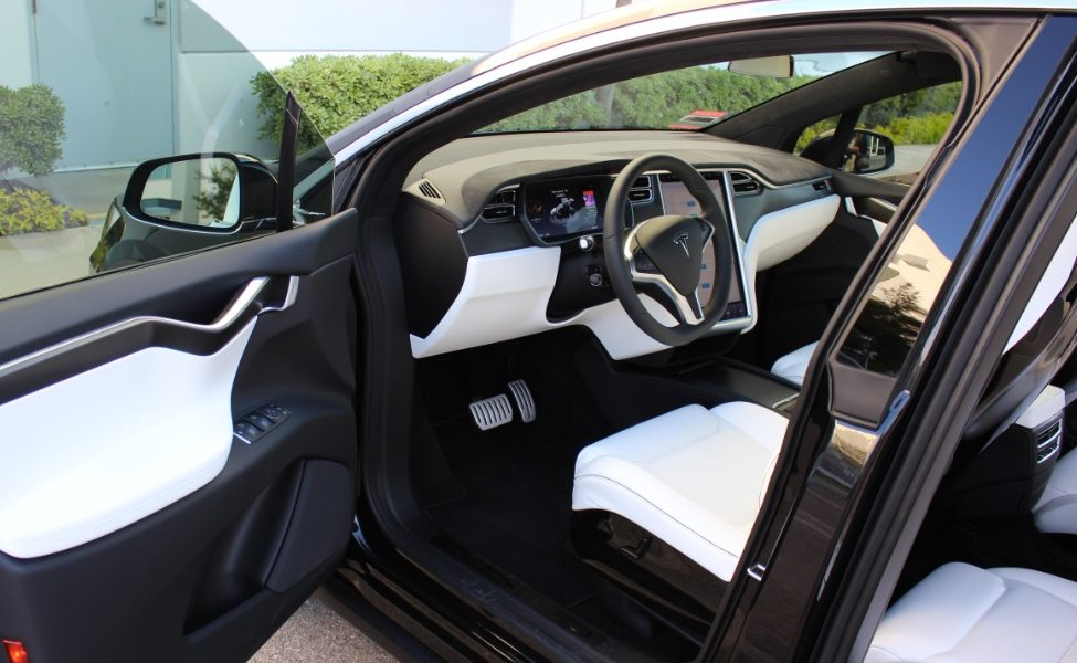 Tesla news tips rumors and reviews for Interieur tesla model s