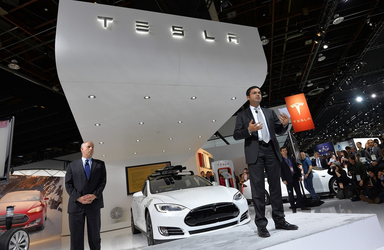 Tesla Skips Detroit Auto Show For Second Year In A Row Amid Court - Car show news
