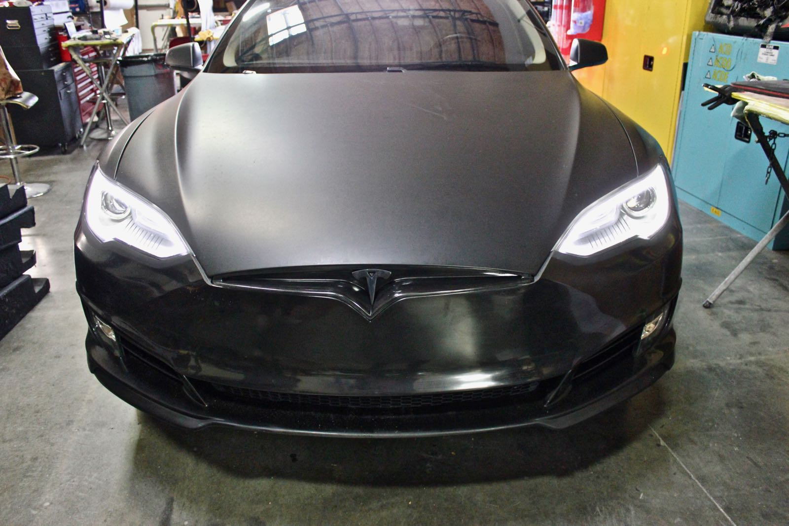 Unplugged-Performance-Model-S-refresh-front-fascia-install-2