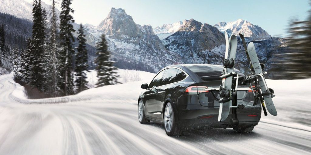 Tesla Battery Range In Sub Zero And Snowy Conditions