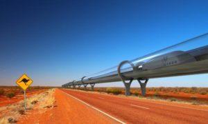 Musk hyperloop