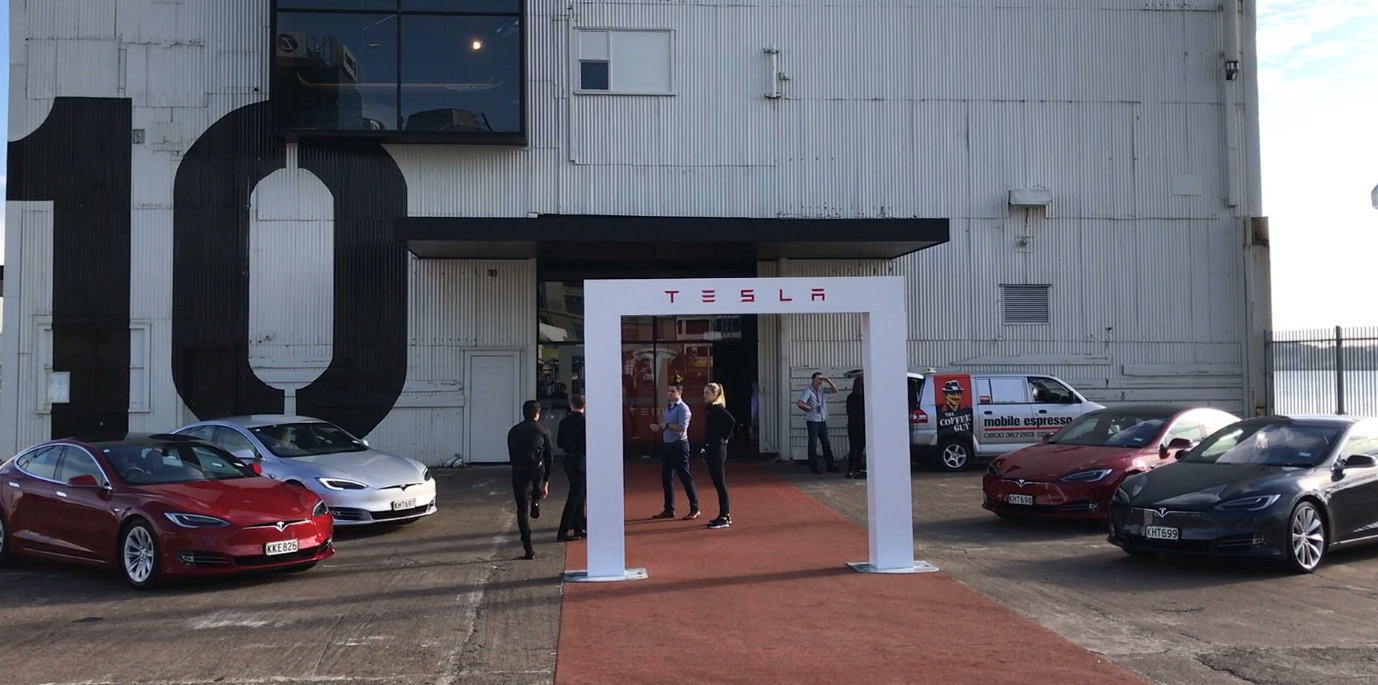 Tesla_delivery-event-auckland-new-zealand