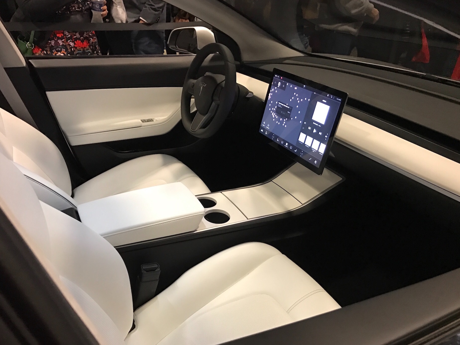 First Tesla Model 3 right-hand drive units won't hit UK
