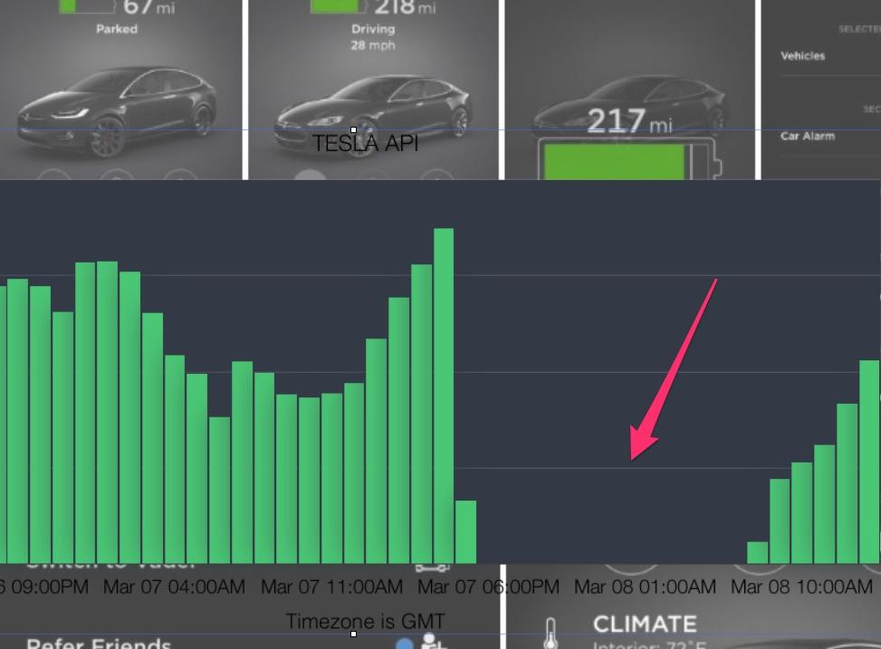 Tesla-API-downtime