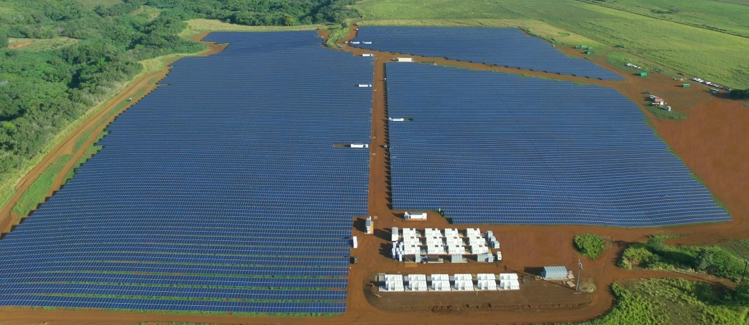 Tesla-Kauai-utility-solar-farm