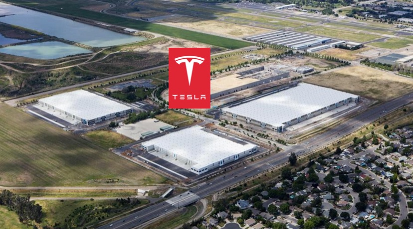 tesla warehouse sf east bay livermore teslarati tesla warehouse sf east bay livermore