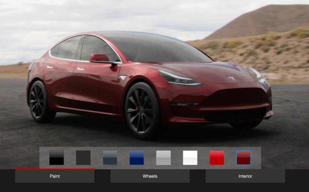 Tesla Solar Battery >> Will my Tesla Model 3 qualify for the $7,500 federal tax ...
