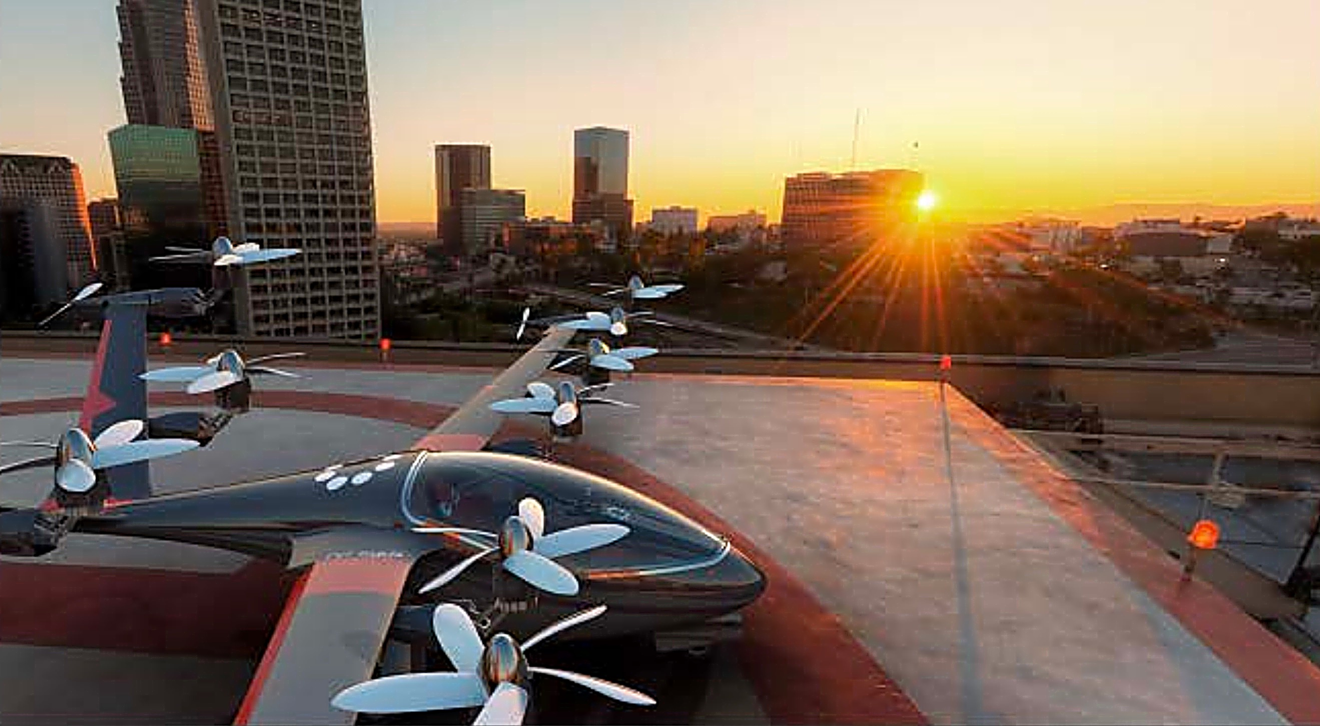 ChargePoint and Uber partner to bring flying electric cars ...