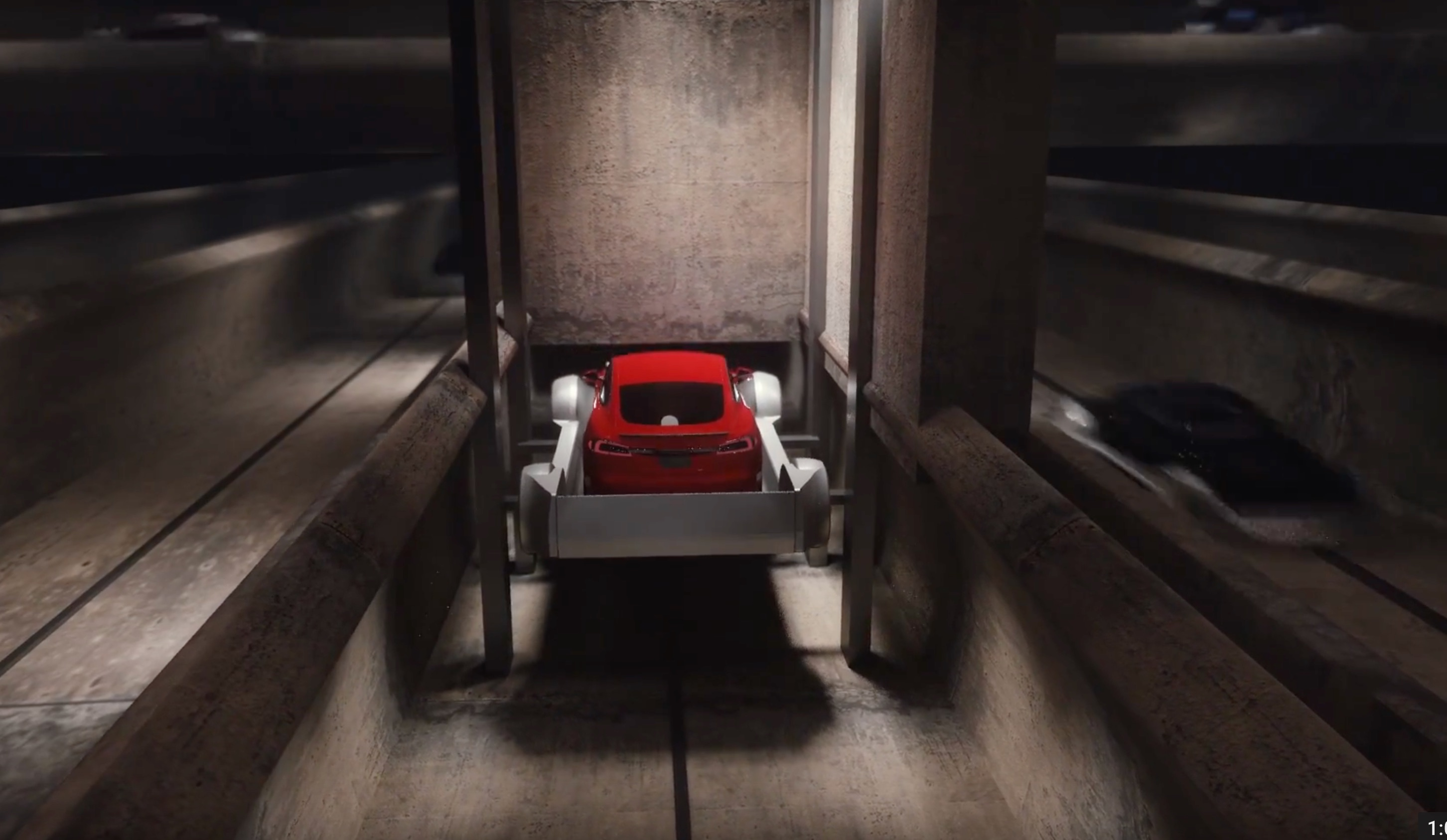 Musk Reveals Plans For The Boring Company Teslas