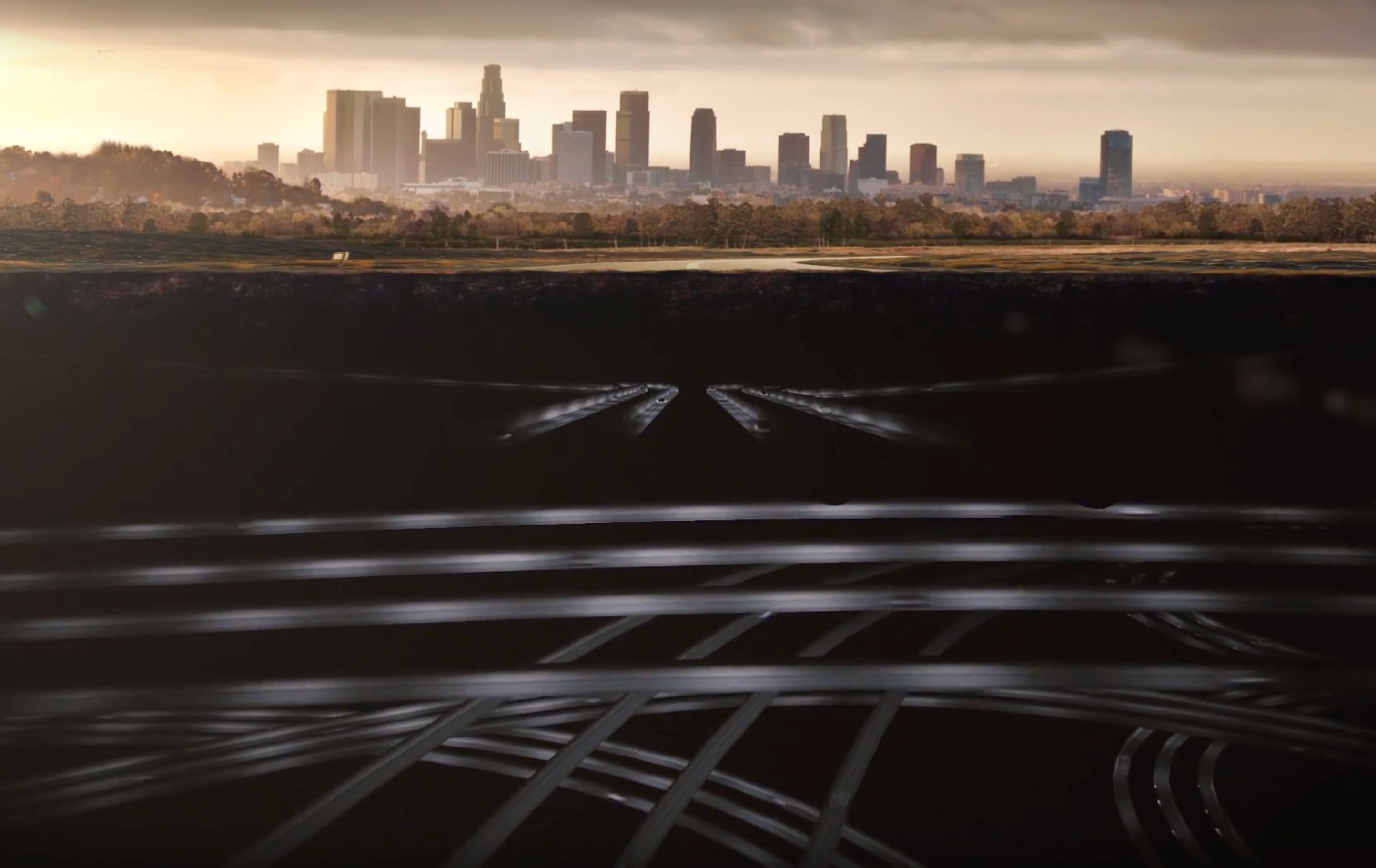 Musk reveals plans for the boring company teslas for Country plans com