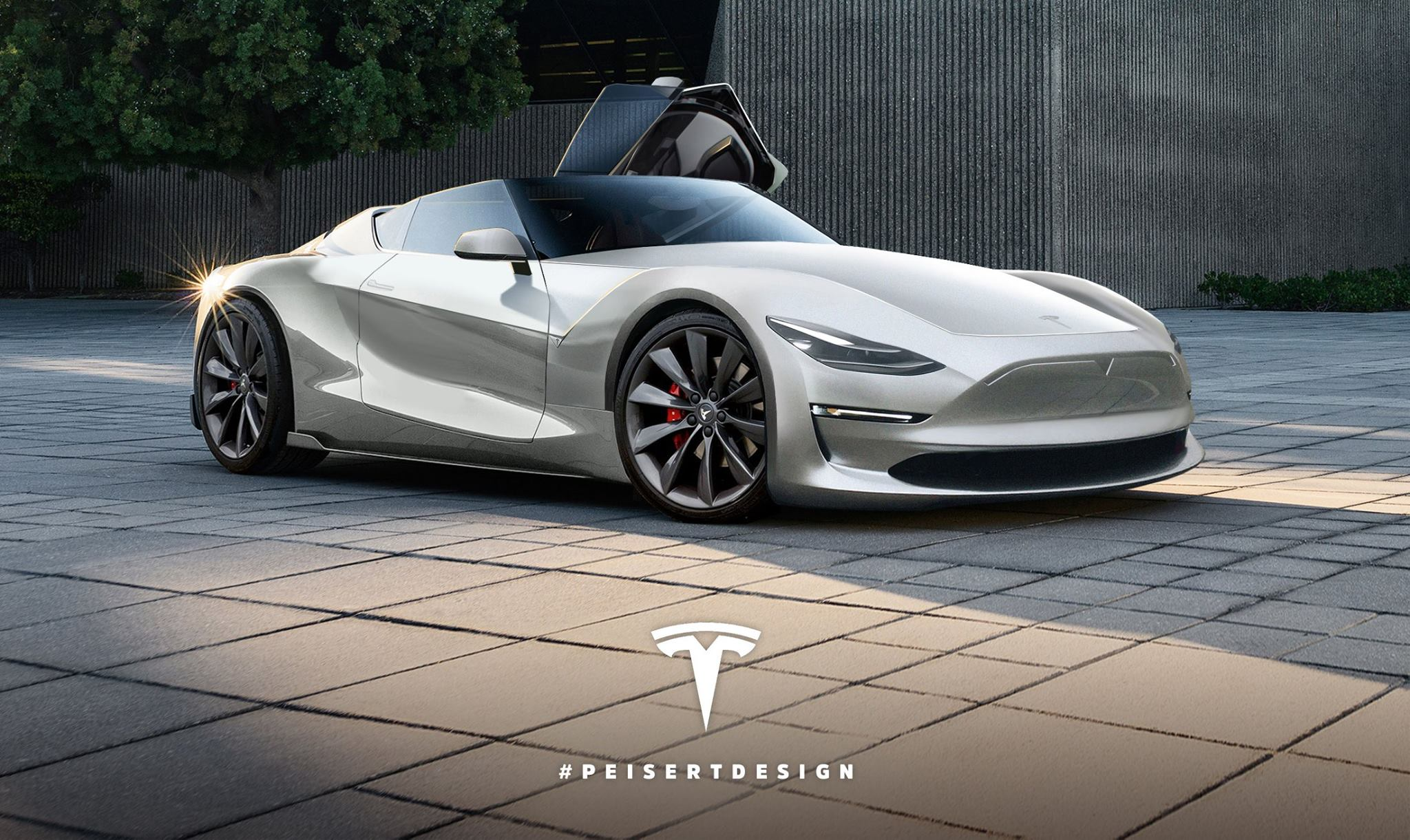 Next generation Tesla Roadster will be a convertible, says Musk