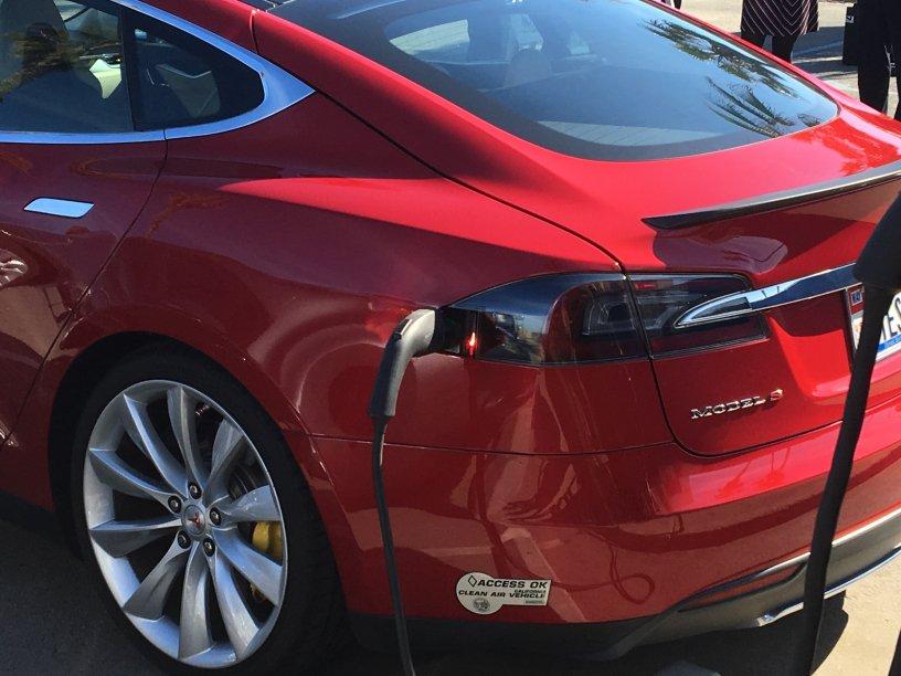 red-model-s-j1772