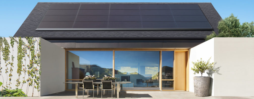 Tesla's New Low-Profile Solar Panels Blend Seamlessly into a Rooftop (Video)