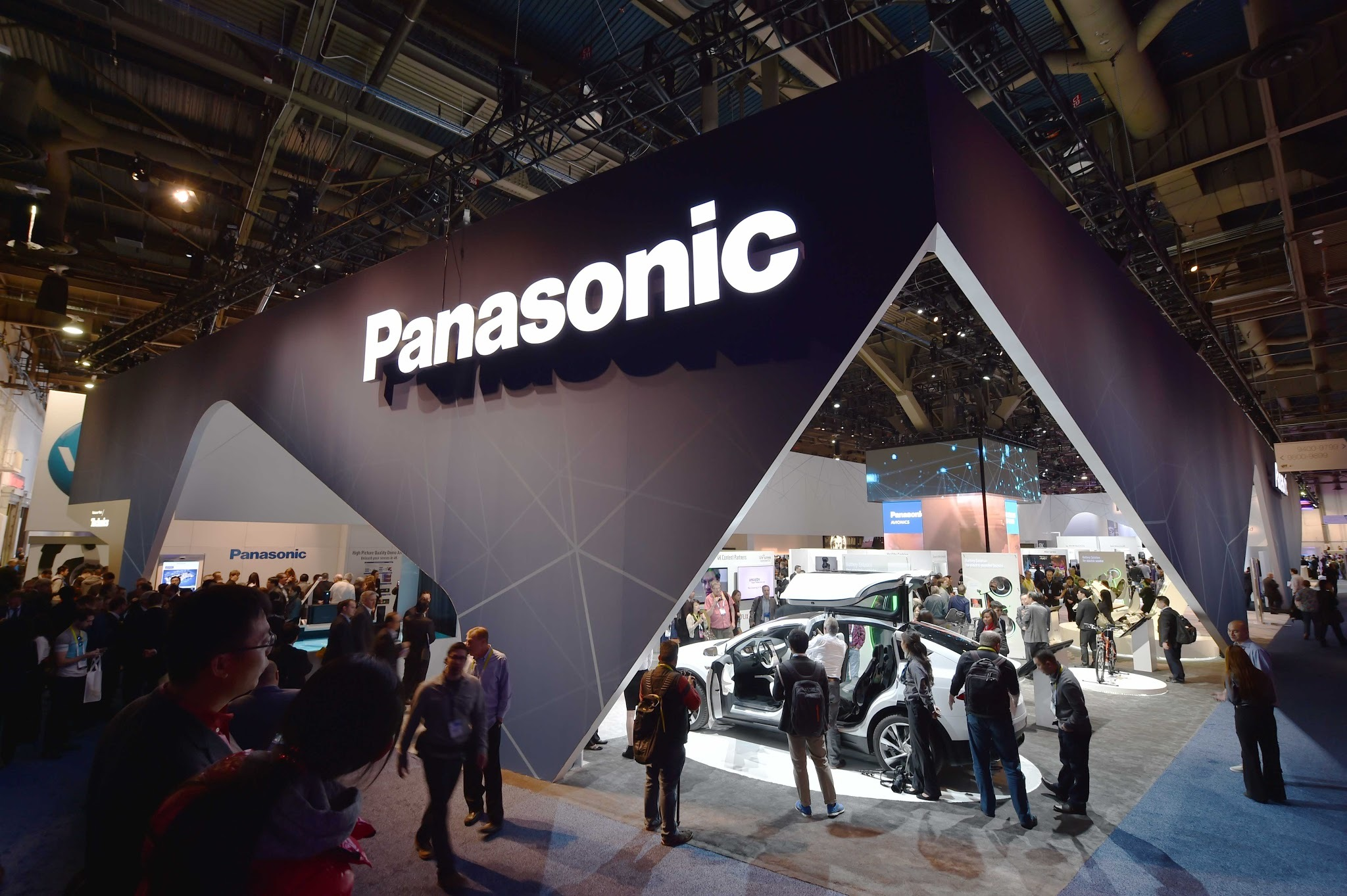 Panasonic Deepens Ties With Tesla And Bets Big On Auto Tech