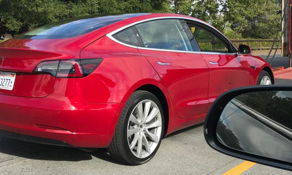 Tesla Model 3: what battery cost/kWh is needed for vehicle ...