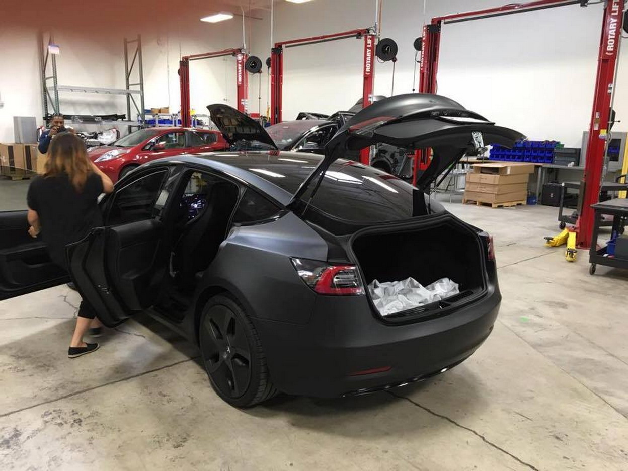 Tesla Battery Cost >> Tesla-Model-3-1 - TESLARATI.com