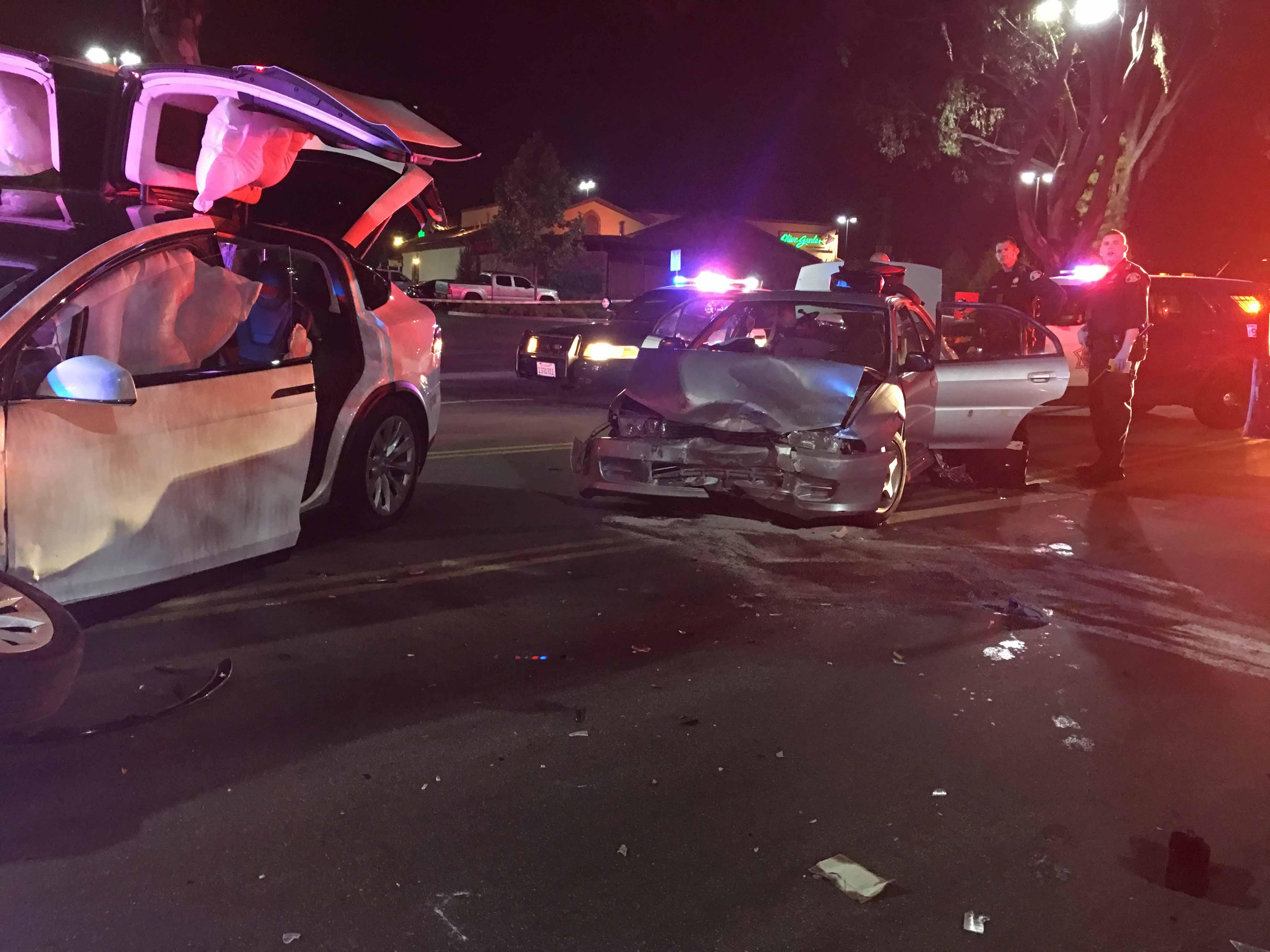 Tesla accident 3