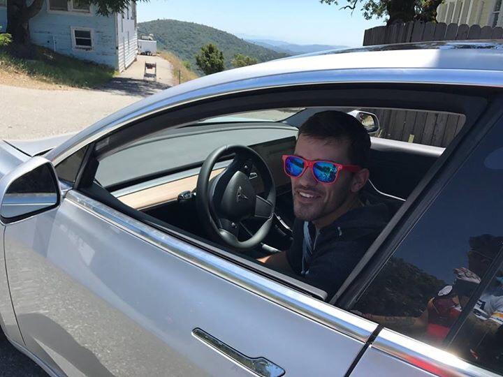 New Photos Of Tesla Model 3 Interior Dashboard Center