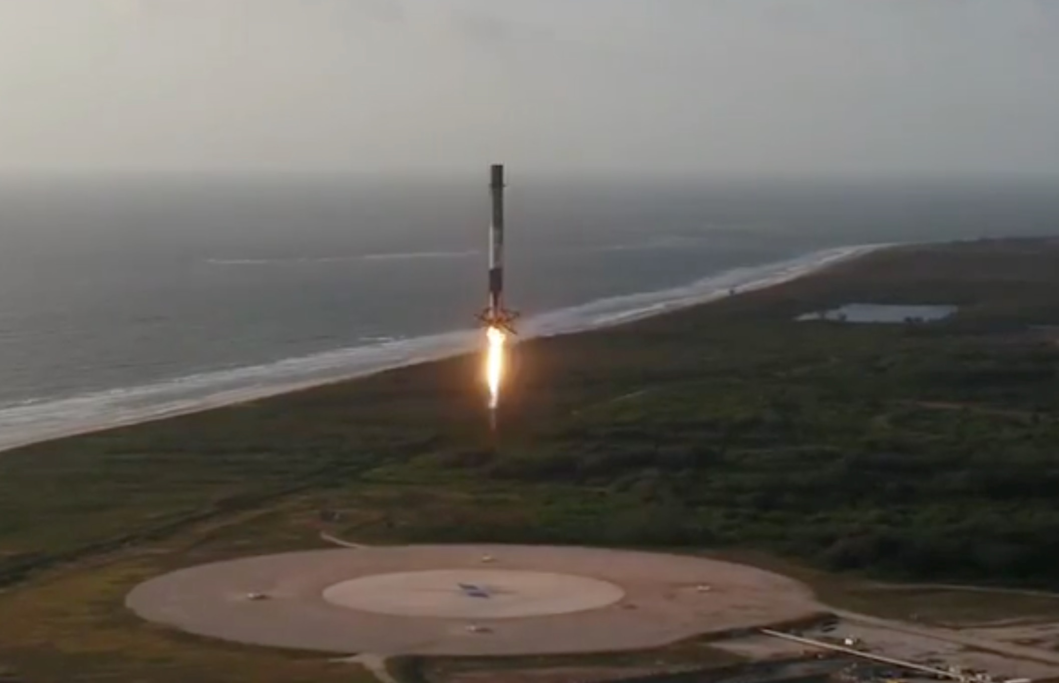 Spacex Launches Us Spy Satellite Nails Falcon 9 Landing Again