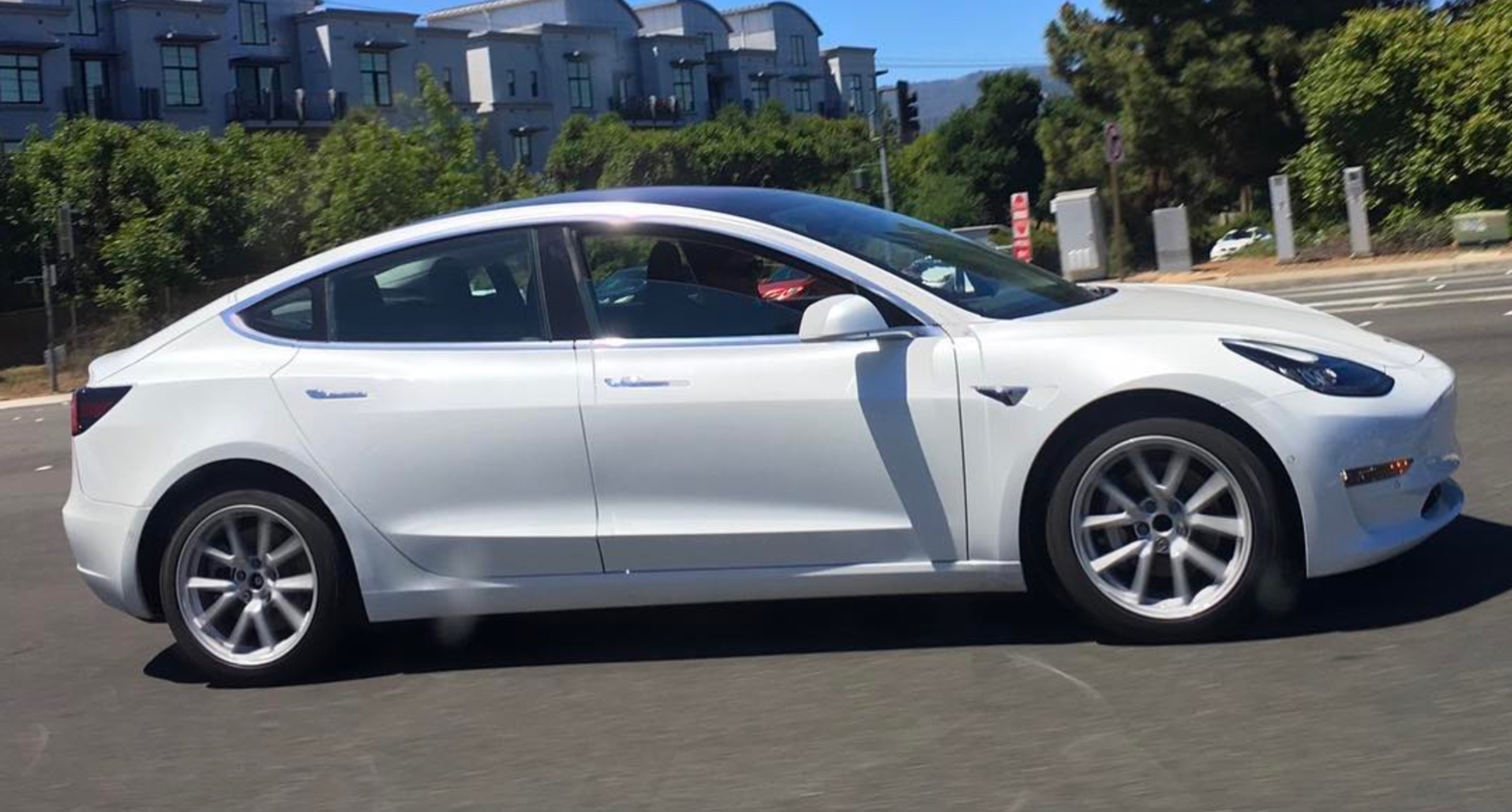 More Tesla Model 3 Colors Being Spotted Ahead Of Official Unveiling Event