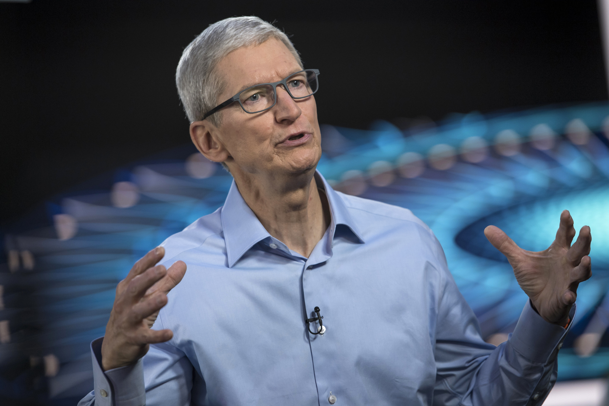 Apple CEO Tim Cook Self-driving cars