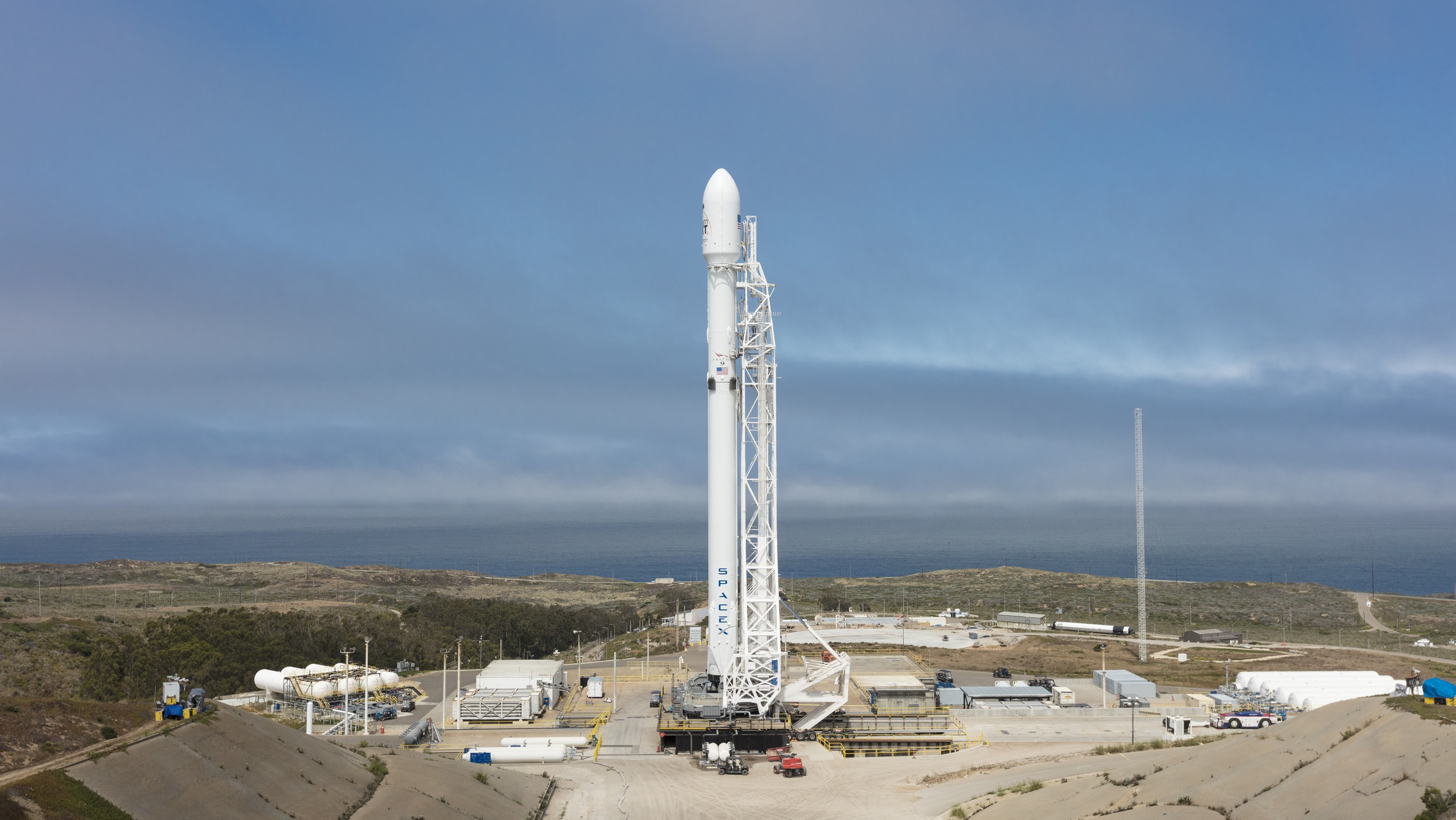 Iridium-2 and Falcon 9