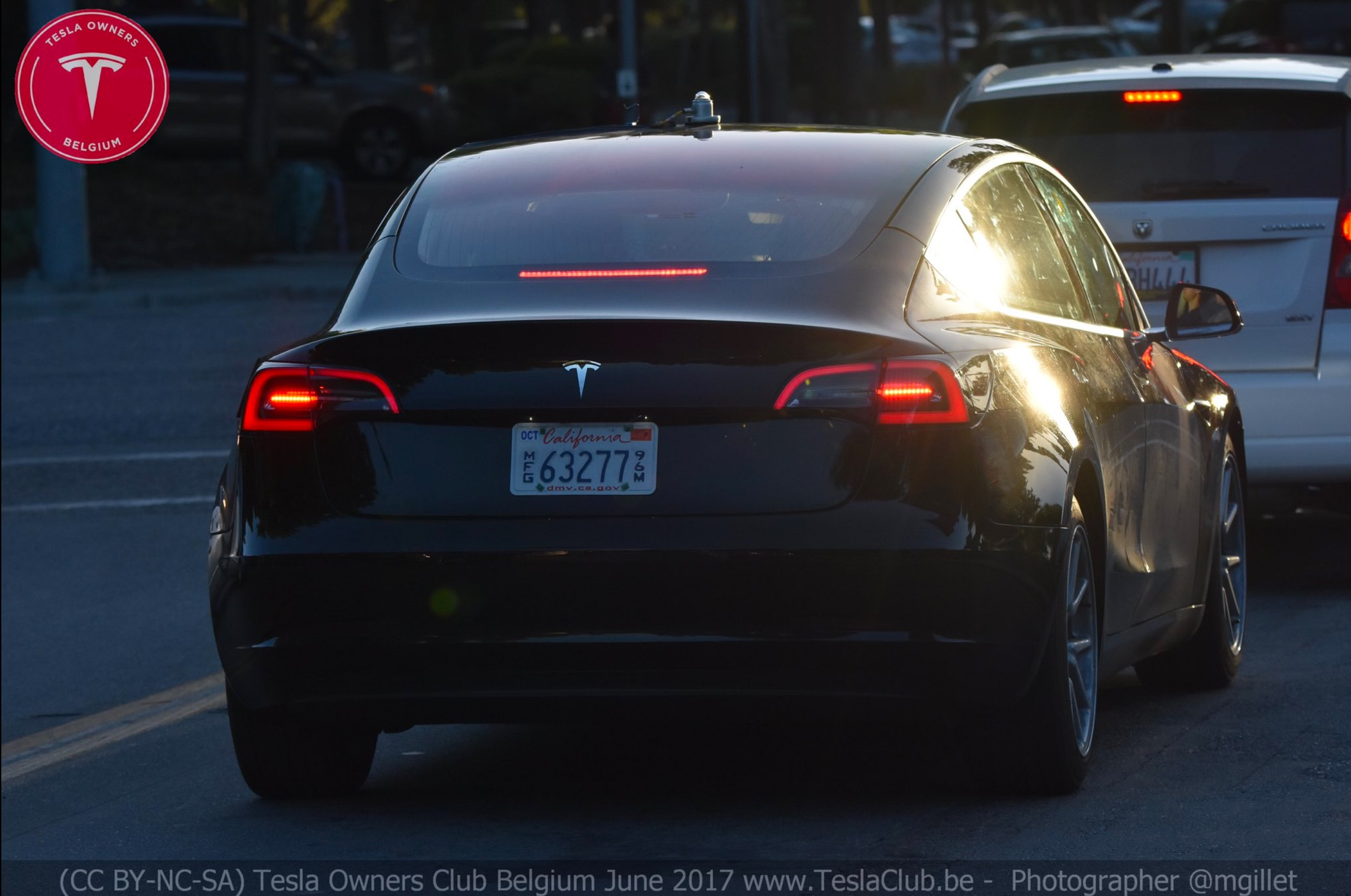 Teslas 007 Model 3 Is Testing For UV Protection On