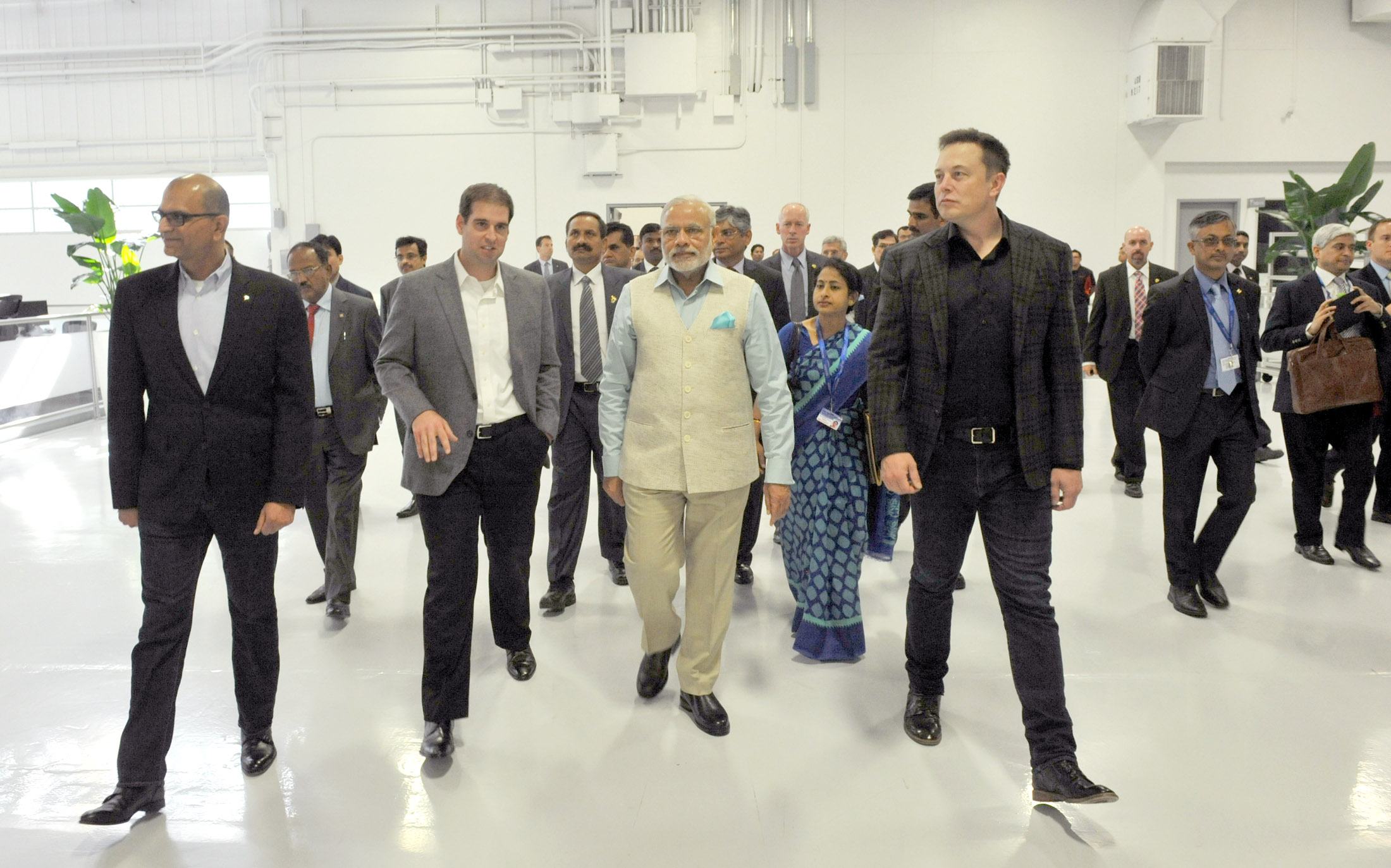 Tesla In Active Discussion With Indian Government Over