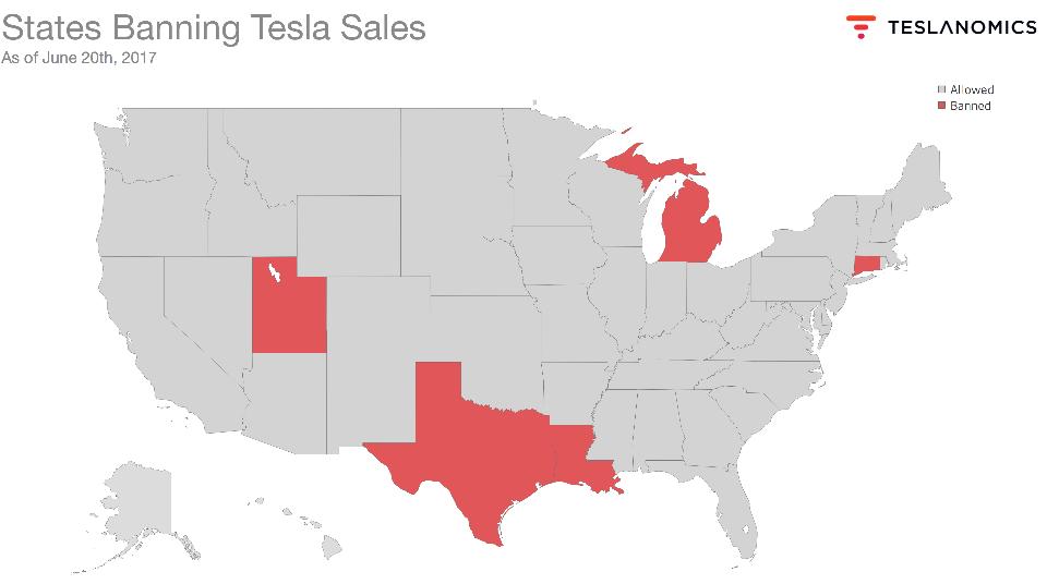 map-states-banning-tesla-direct-sales