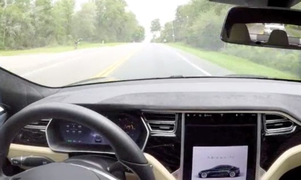 Model Y Update: First Look At Tesla's Latest Autopilot 2.0 'smooth As Silk