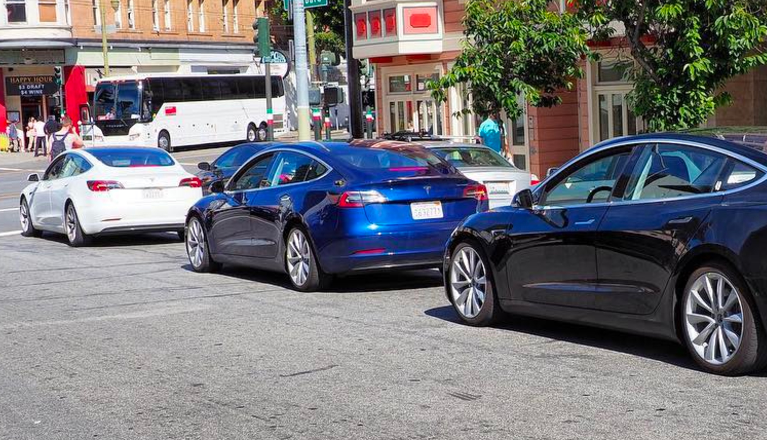 tesla-model-3-colors-sf-streets