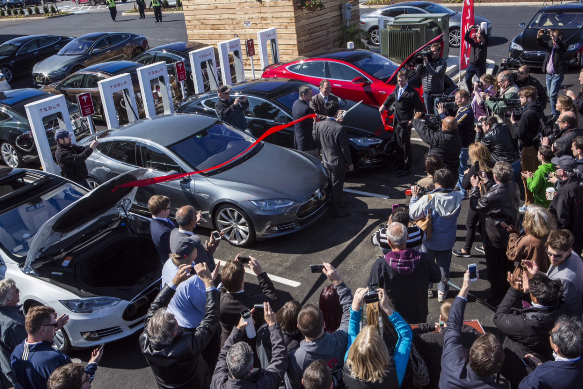 States Banning Tesla Sales Stand To Lose Millions In Tax Revenue