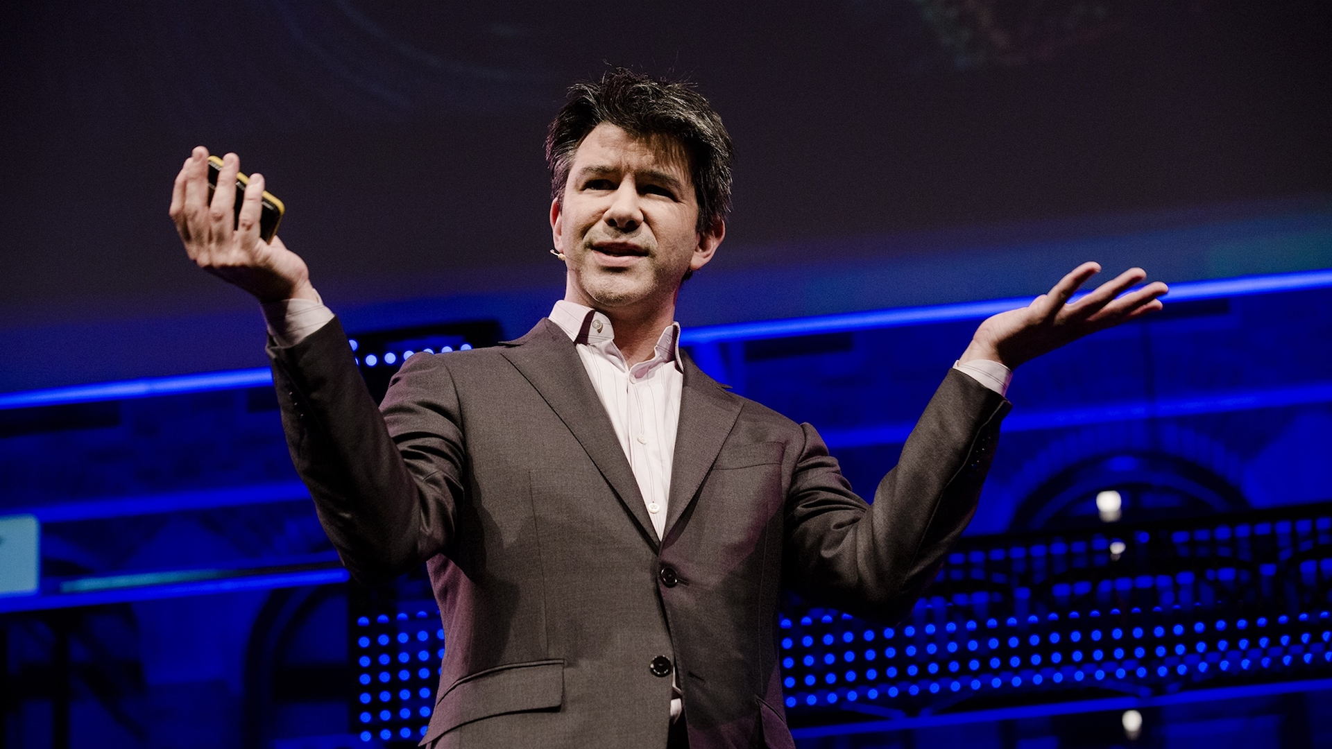 Uber Ceo On The Way Out Executive Shakeups As Internal