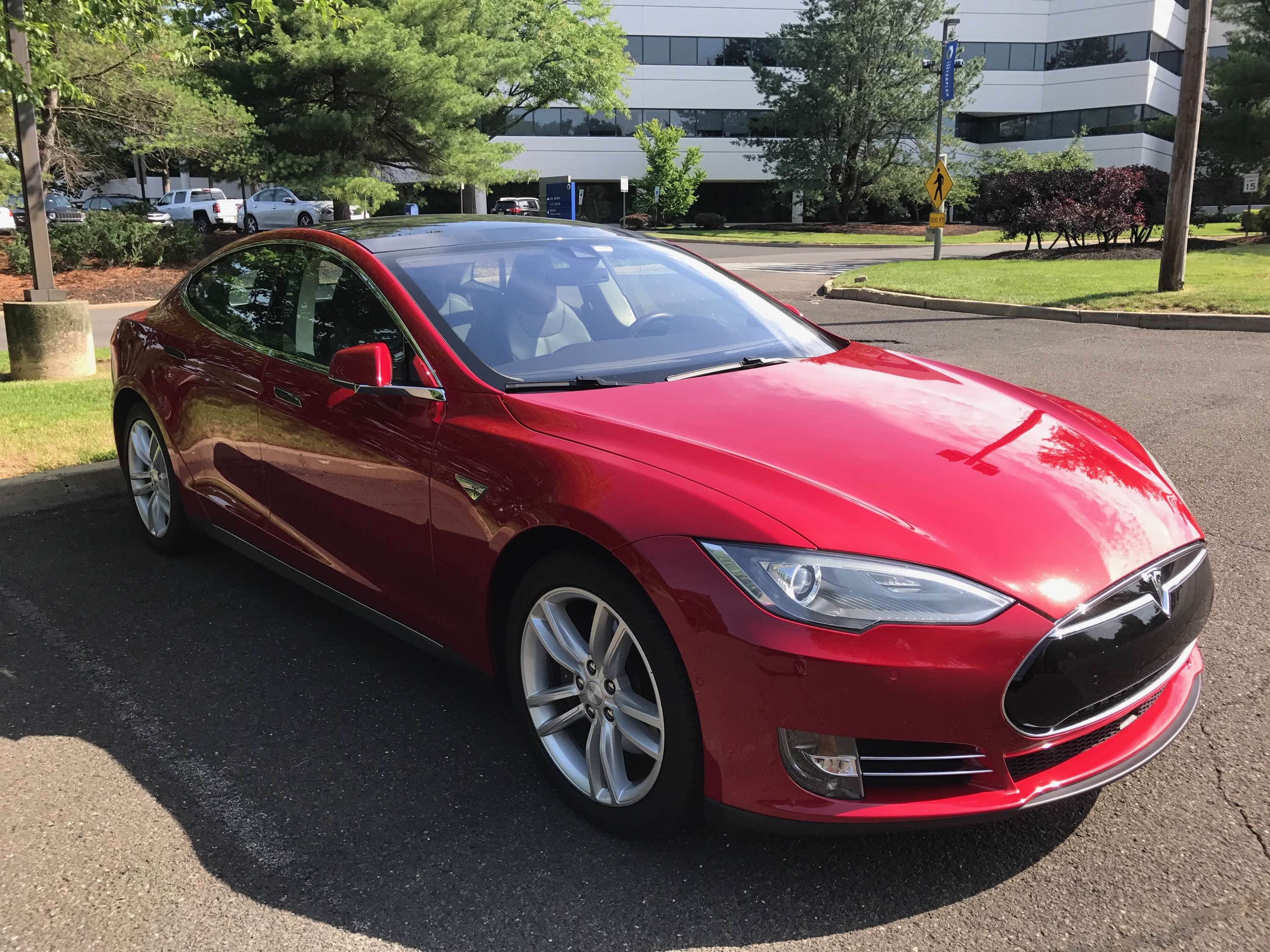 Washing your tesla using a waterless wash and wax system from smart washing your tesla using a waterless wash and wax system from smart polish pro solutioingenieria Gallery