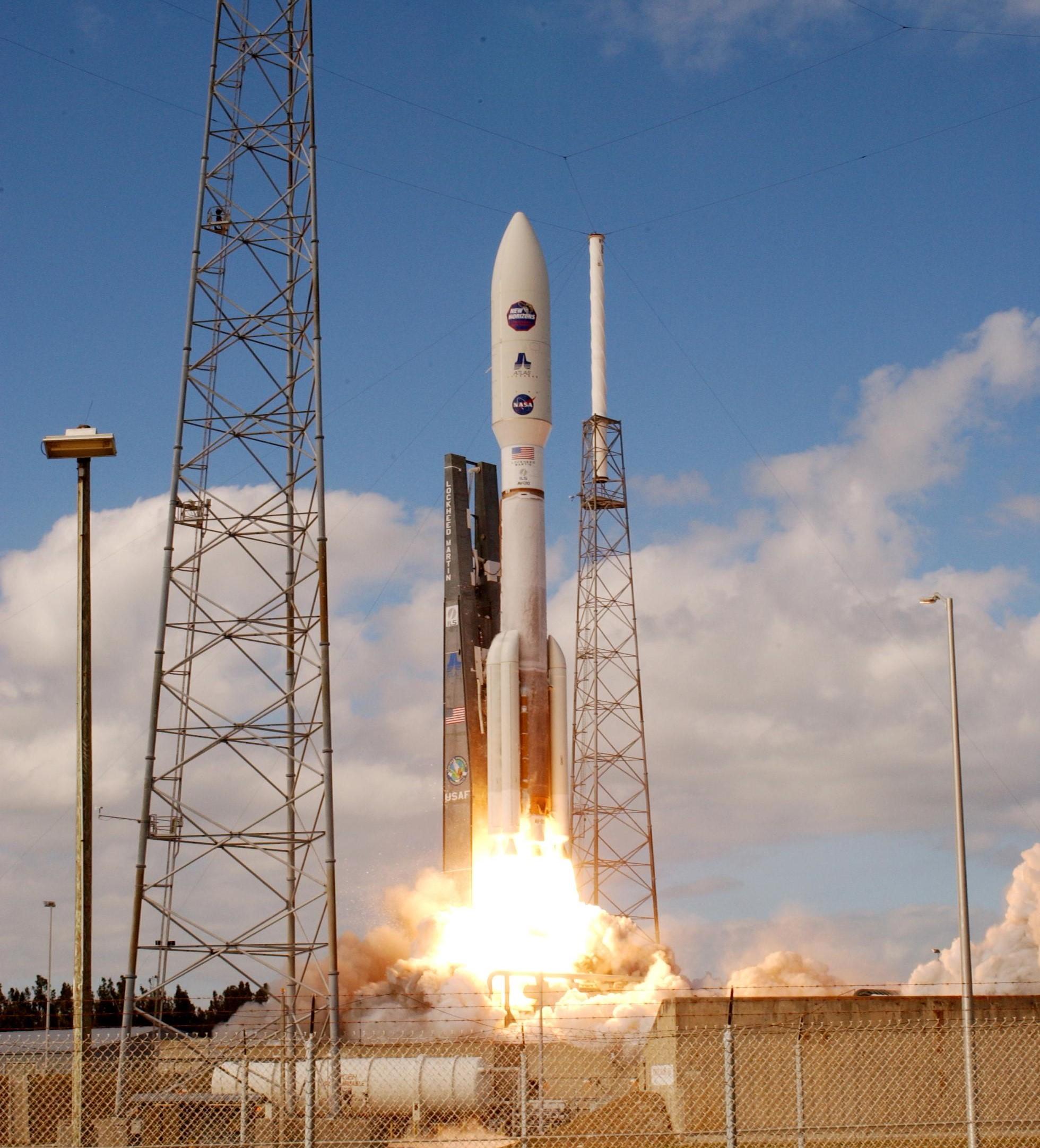 New_Horizons_launch