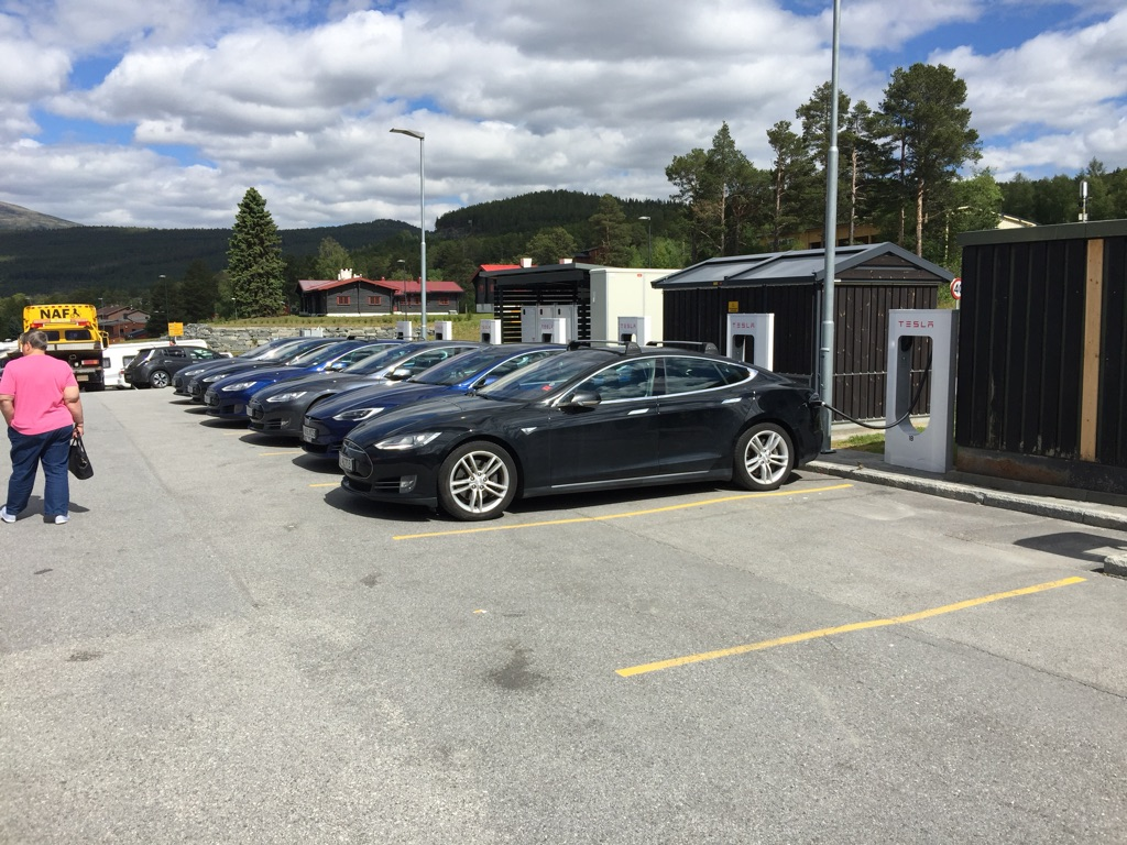 Dombås Supercharger