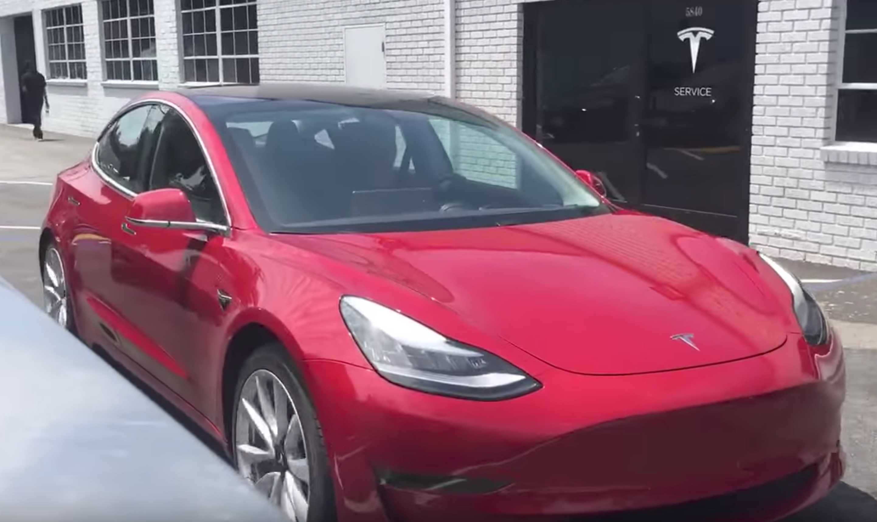 Service Battery Charging System >> Tesla legal questions: Can you sell your Model 3 reservation? (Video)