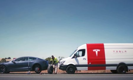Tesla Service Video