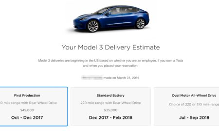 cancel Model 3 reservation