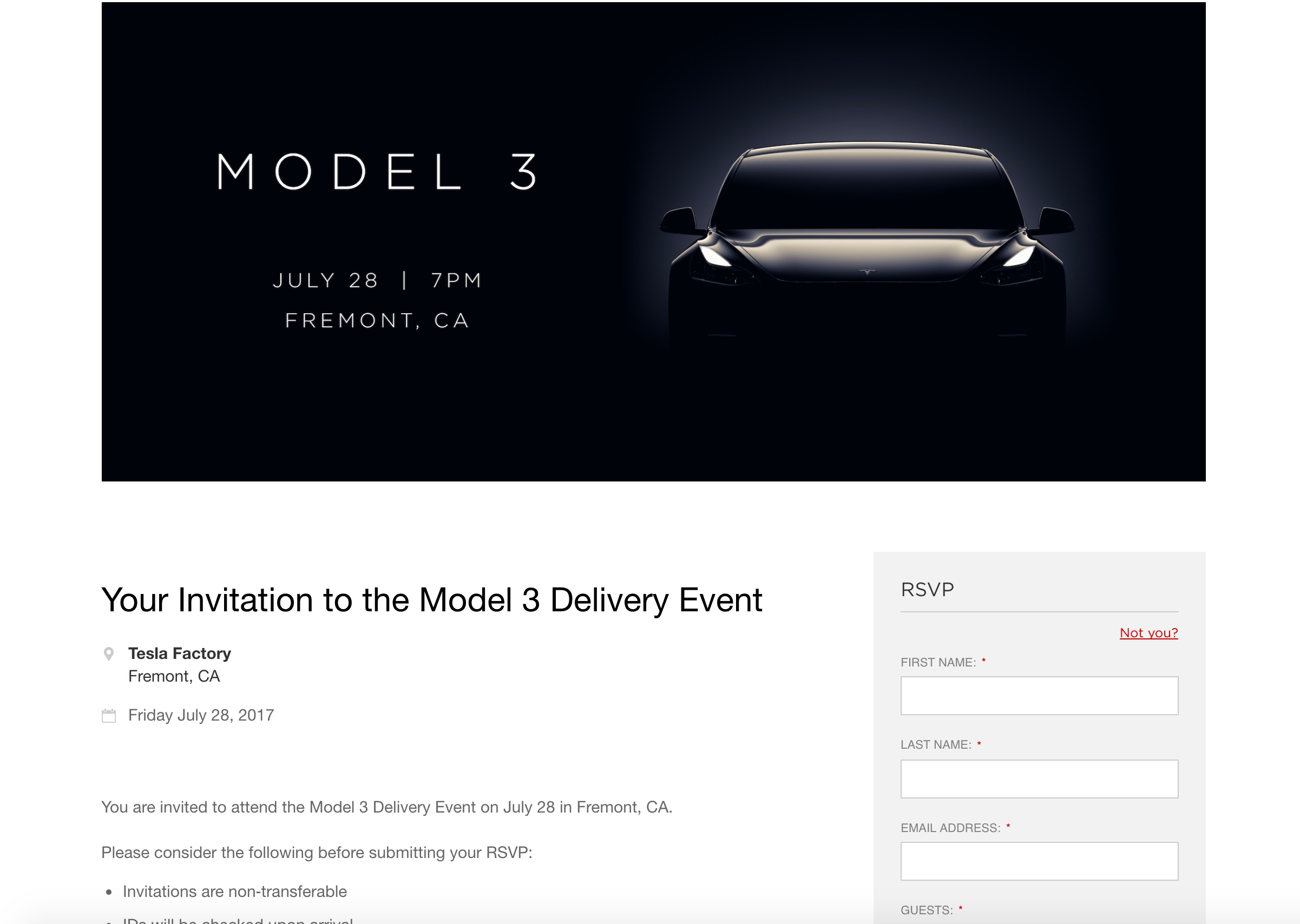 tesla-model-3-delivery-event-email-invitation
