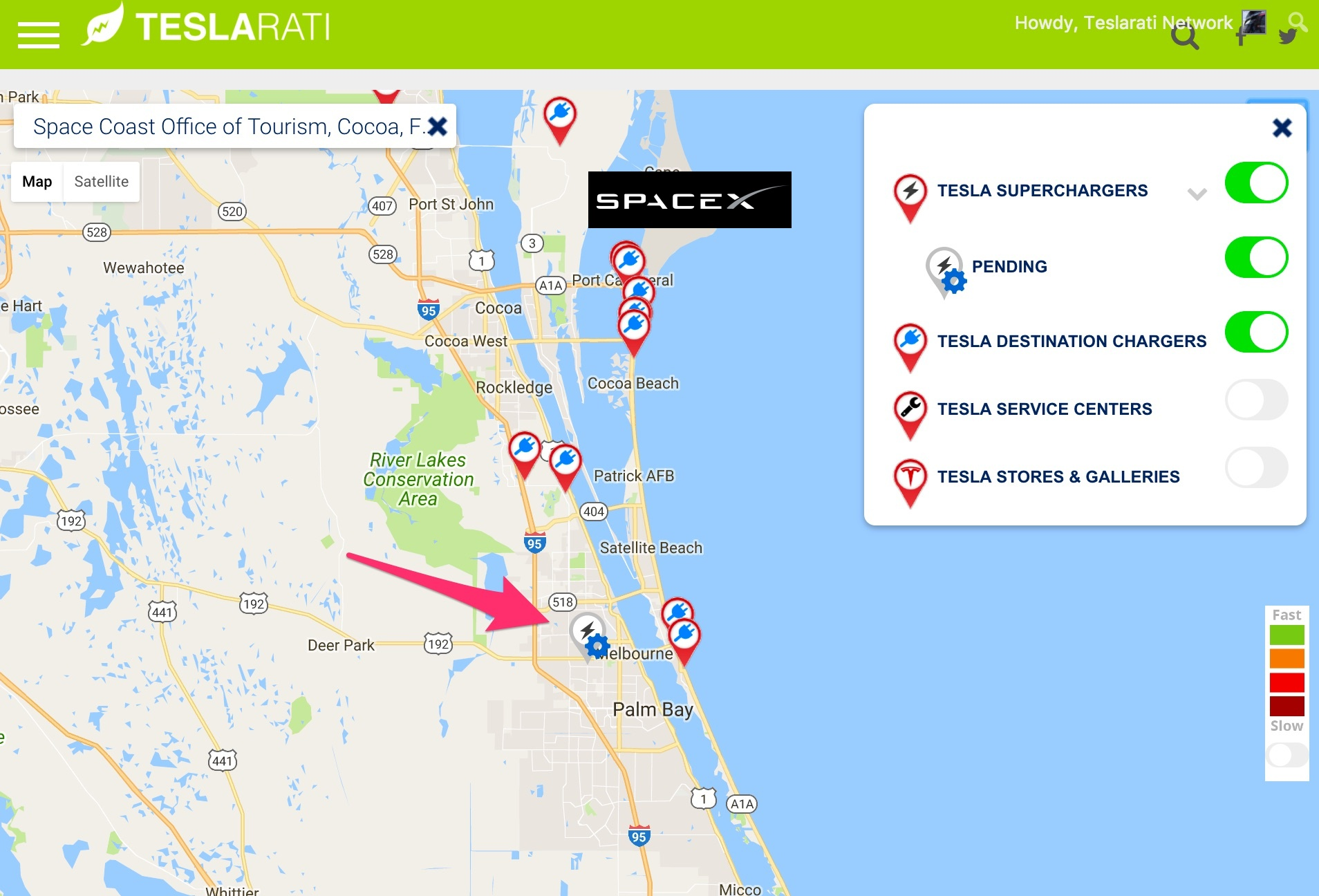 tesla-supercharger-spacex-space-coast-florida