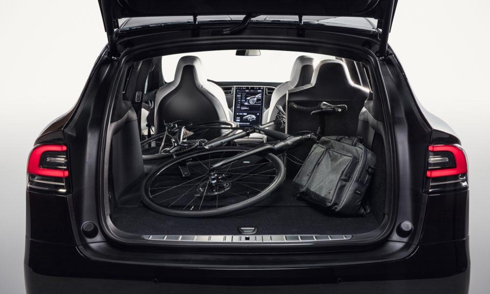 Tesla Model X In 7 Seat Configuration Finally Gets Fold