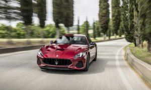 Maserati electric