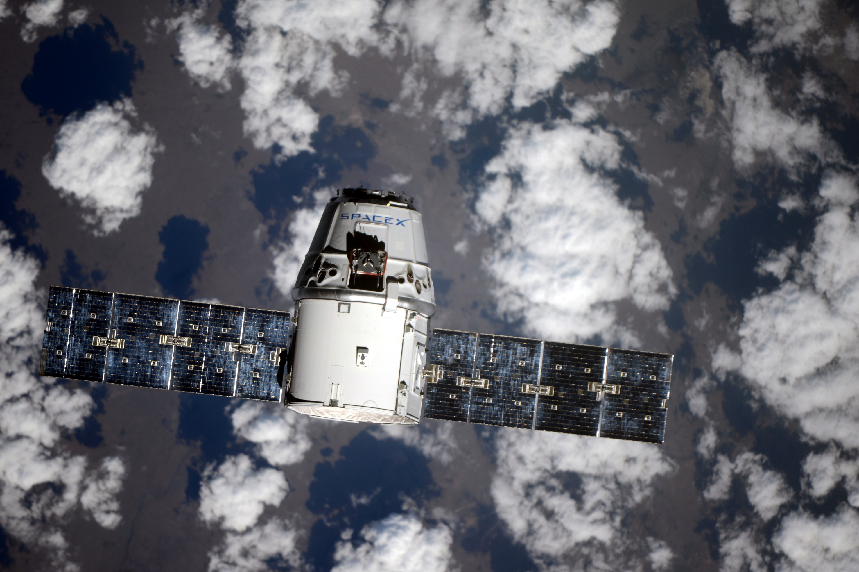 SpaceX CRS-12 success
