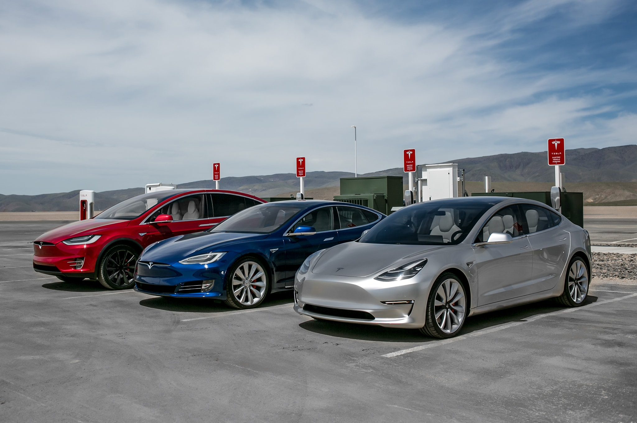 tesla's used car business is rapidly expanding, on pace to triple