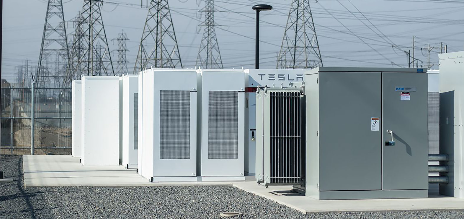 Tesla-Powerpack-Mira-Loma-Substation