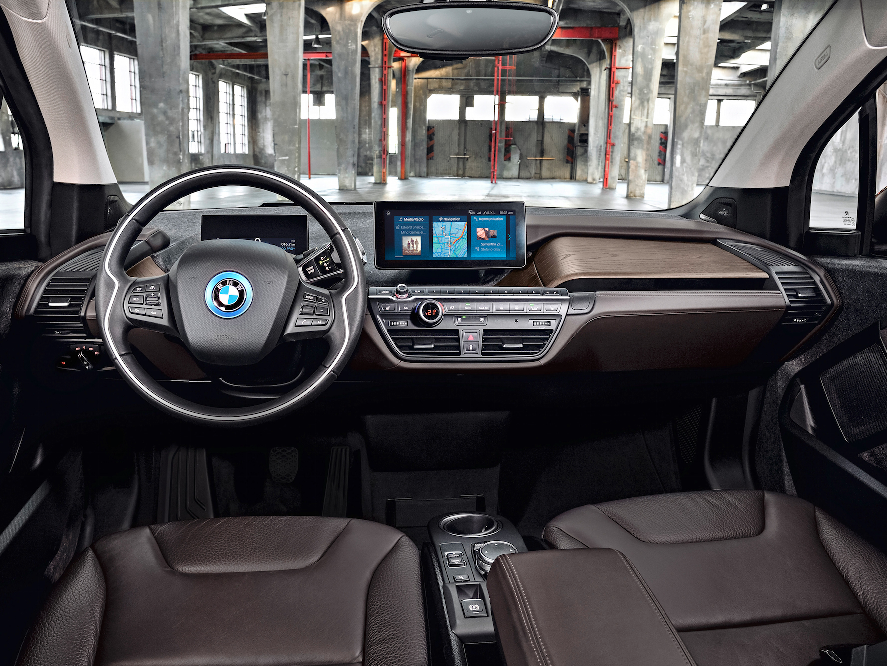 Bmw I3 Sport Edition Interior Teslarati
